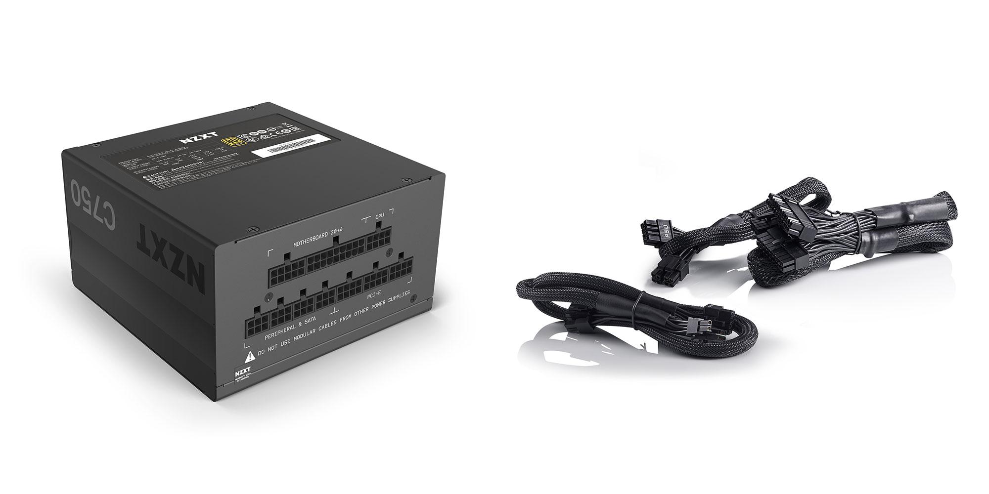 nzxt c750 power supply