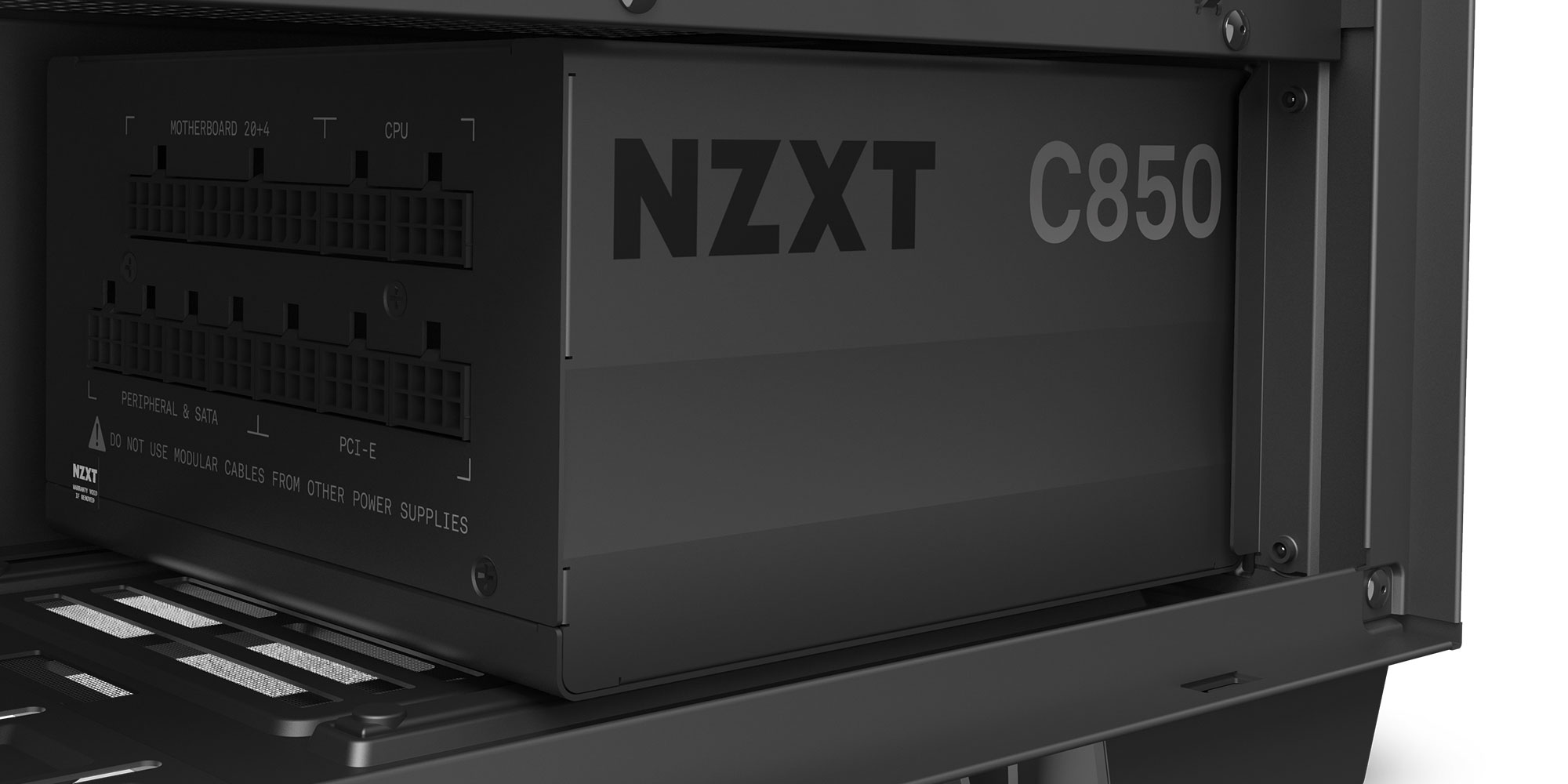 nzxt c850 power supply