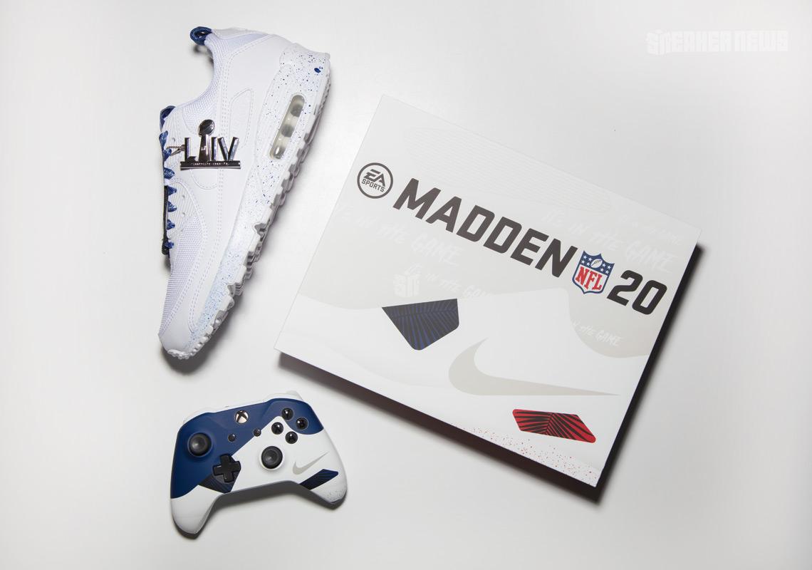Nike x Madden Air Max 90s