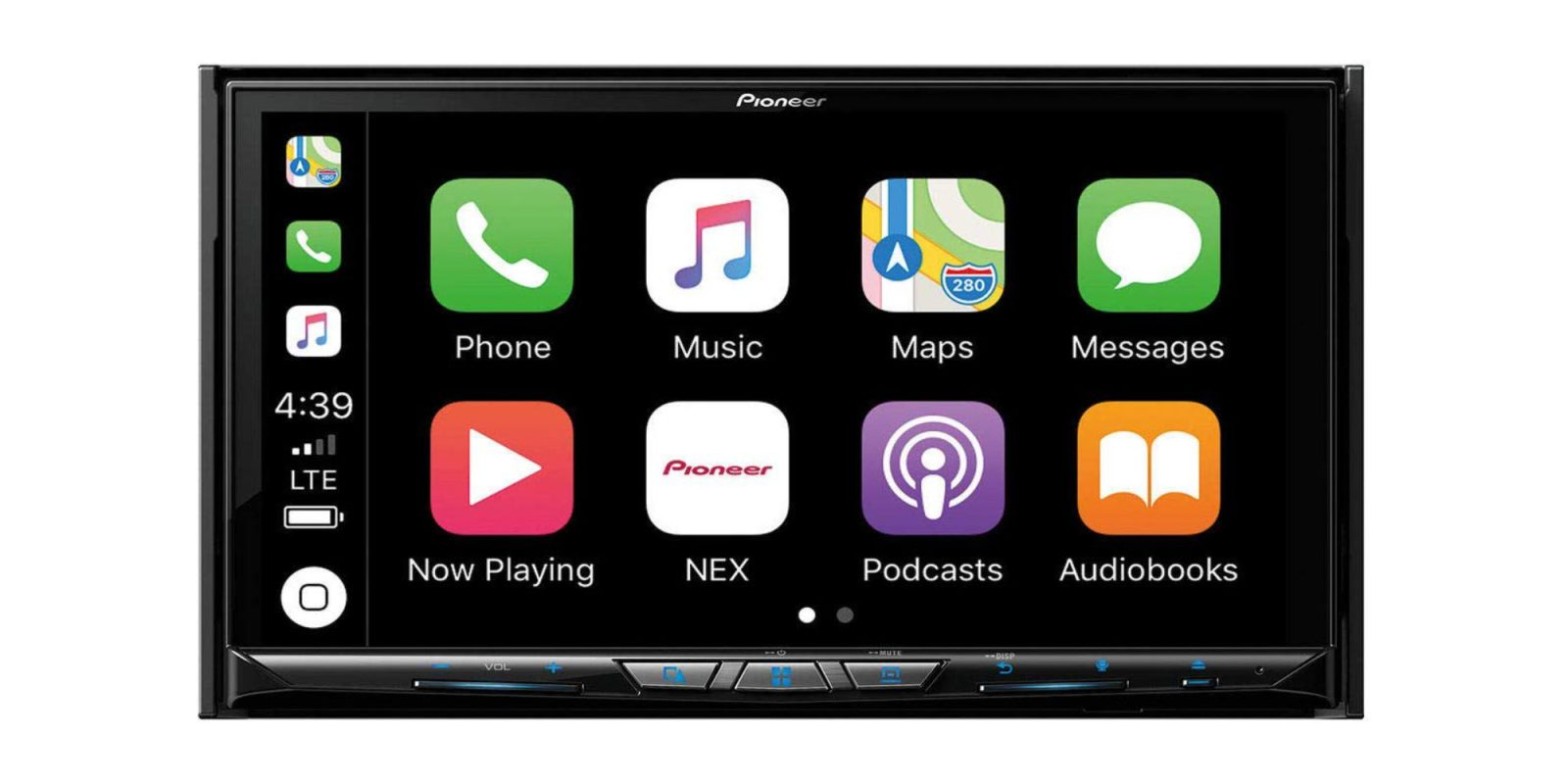 Amazon slashes $380+ off Pioneer's 7-inch flagship Wireless CarPlay Receiver