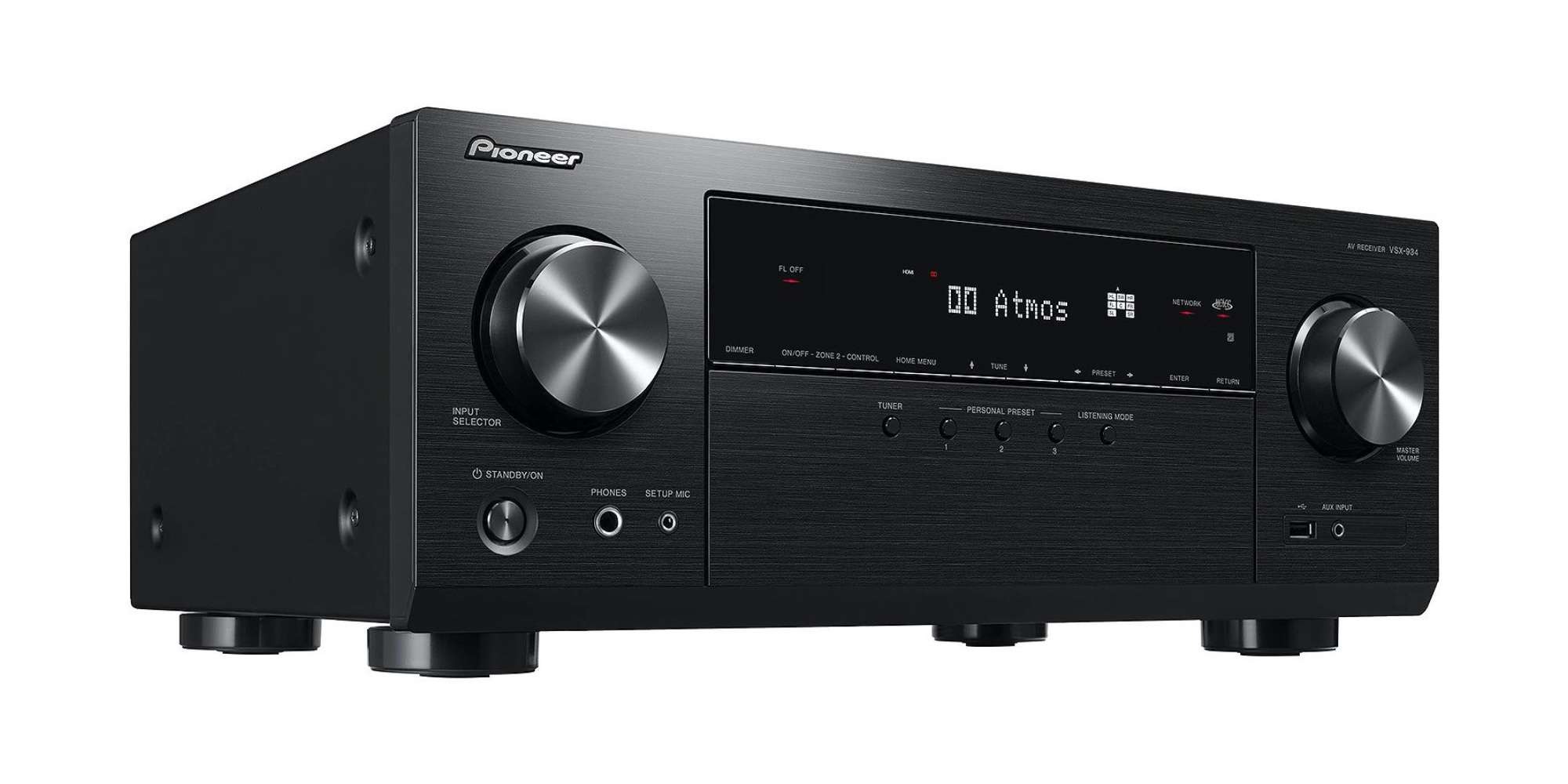 Enjoy AirPlay 2 + Dolby Atmos with Pioneer's 7.2-Ch. Receiver: $264 ($215 off) - 9to5Toys