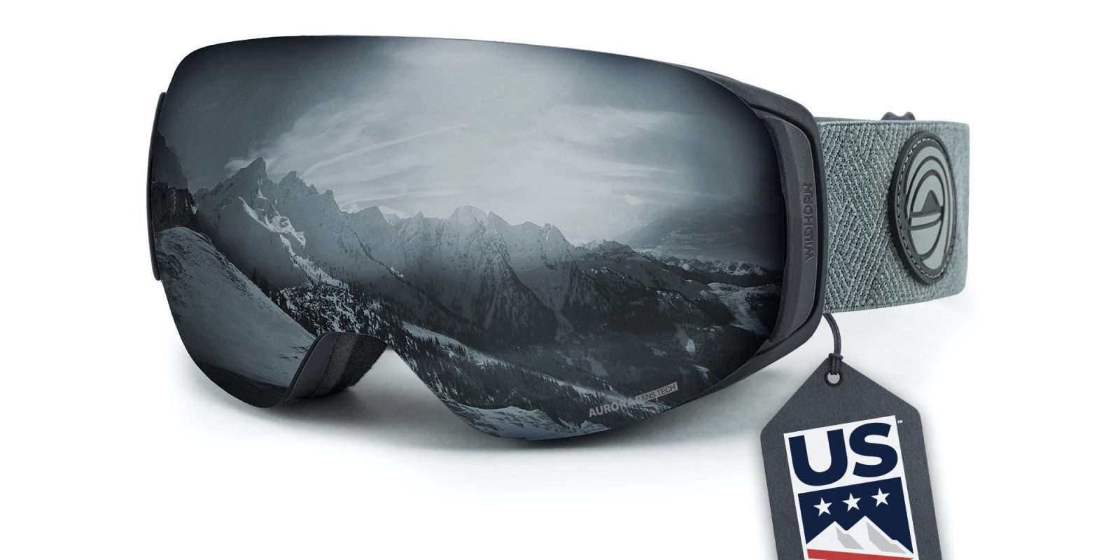 Add a pair of Olympic-grade ski goggles to your winter bag for $30 (Save 50%)