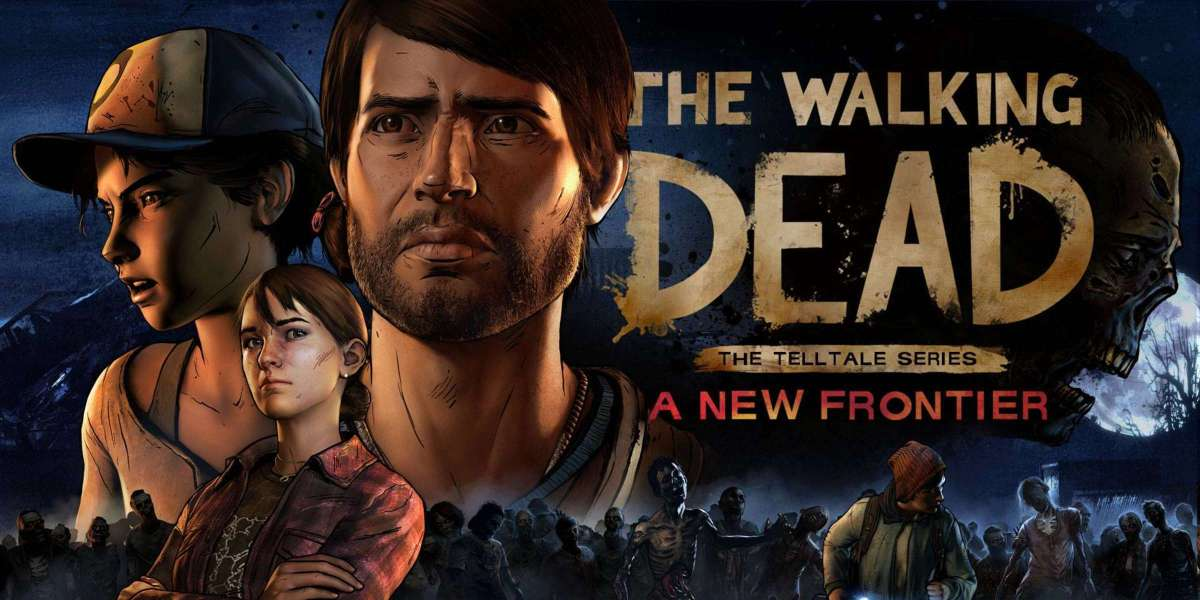 The Walking Dead for Switch Season 2 and 3