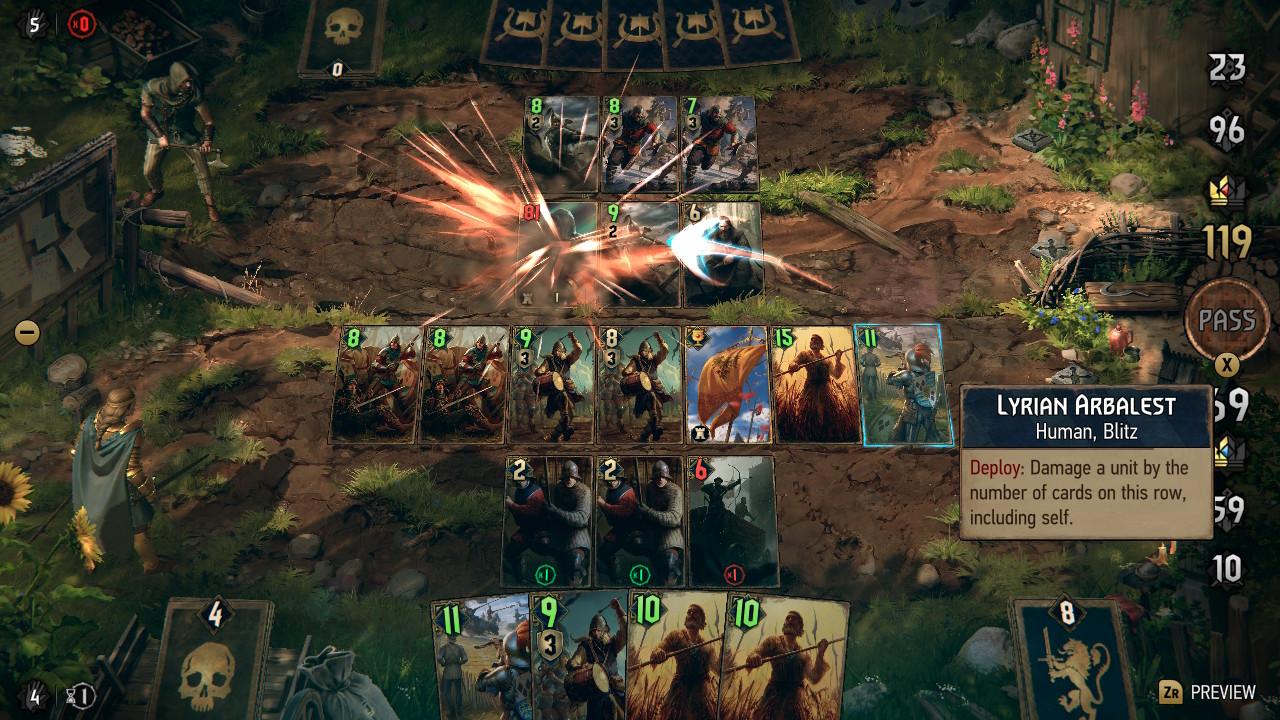 Thronebreaker The Witcher Tales screenshot