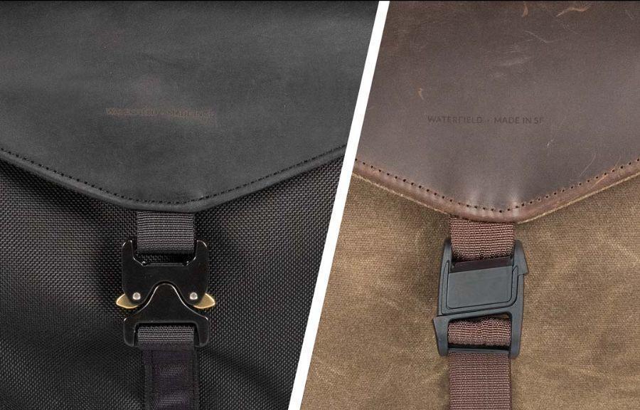 WaterField Mezzo Backpack pre-order goodies