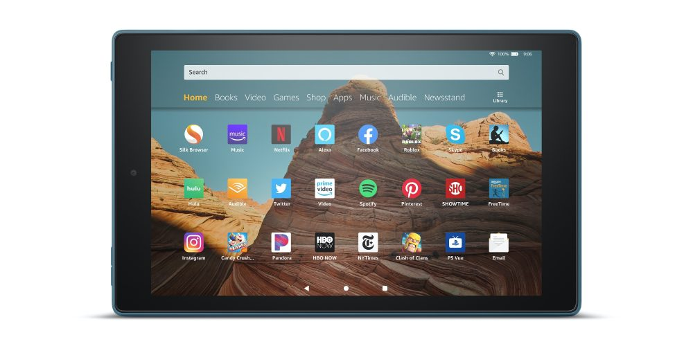 Fire Hd 10 Tablets And Accessories Start At 10 Today Only 9to5toys