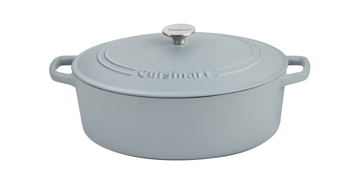 Cuisinart cast iron cookware sale from $55 in today's Gold Box