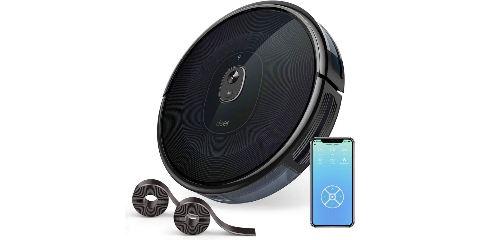 Step up your cleaning game with this smart robot vacuum at $143.50 (Reg. $220)
