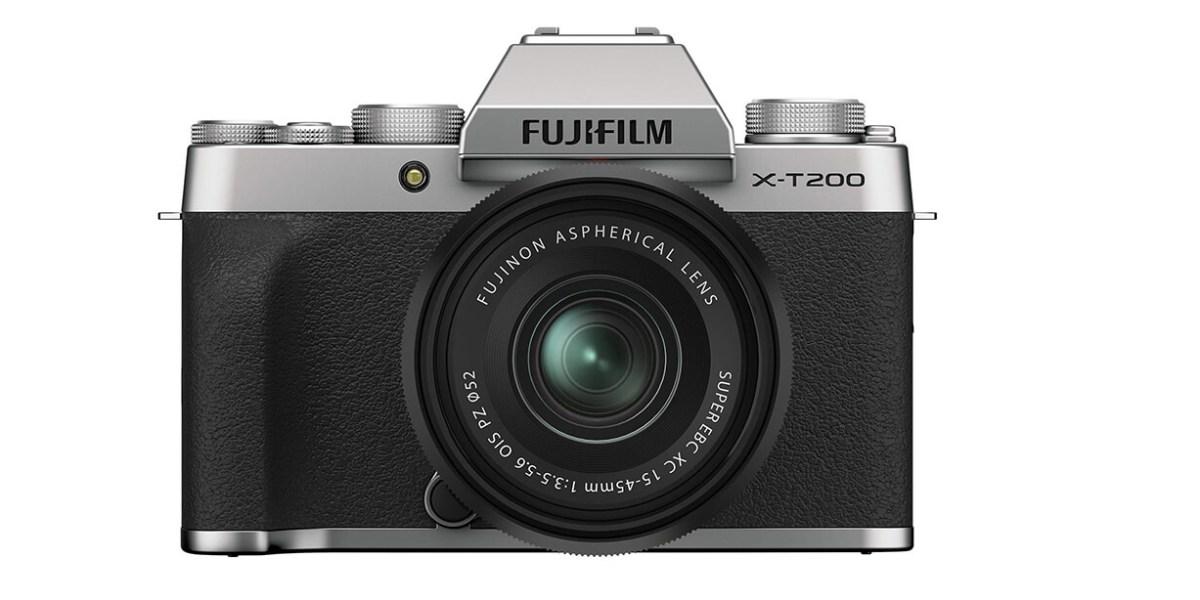 fujifilm xt-200