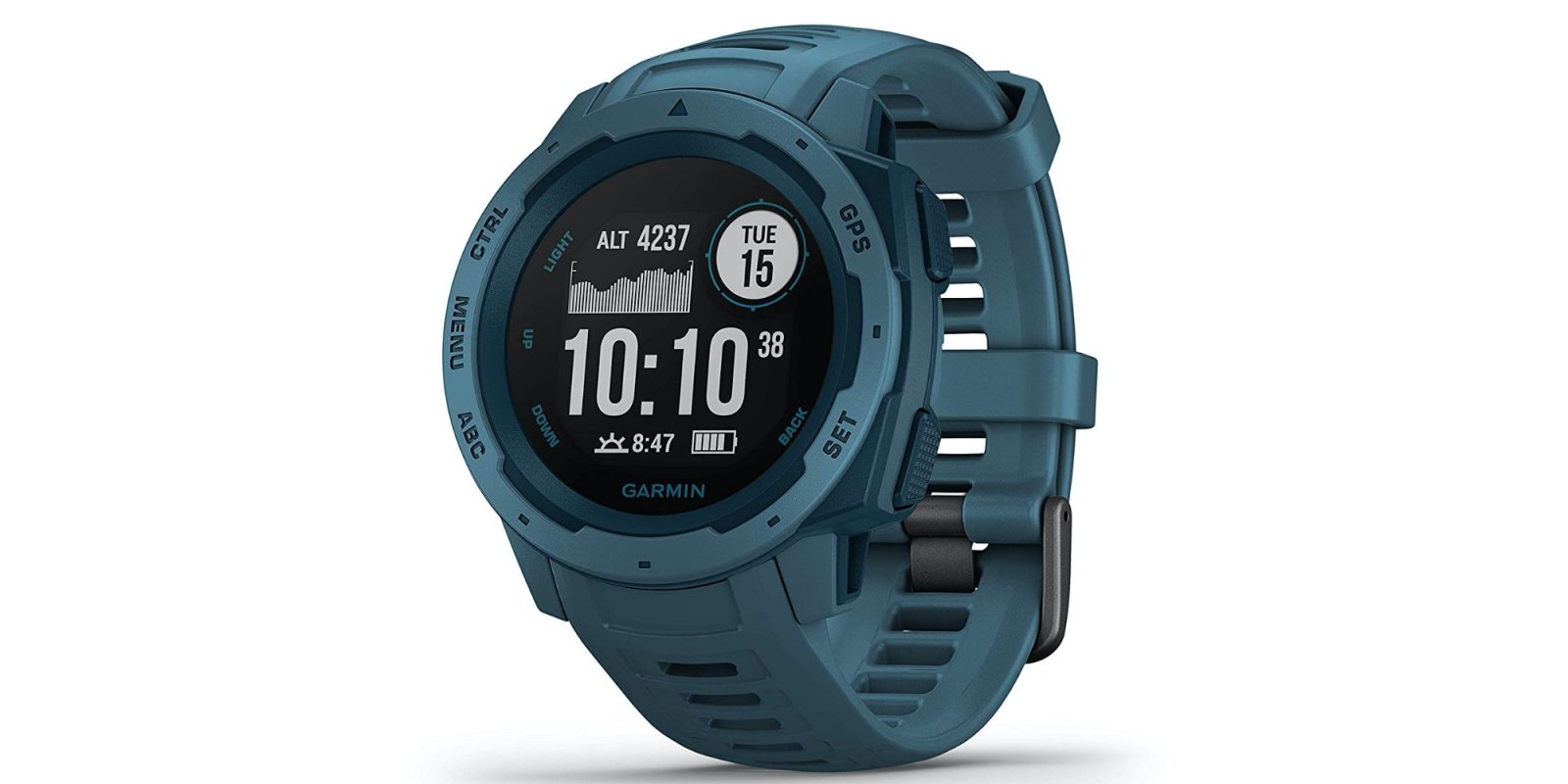 Garmin's Instinct GPS Smartwatch returns to $200 (33% off), more from $60