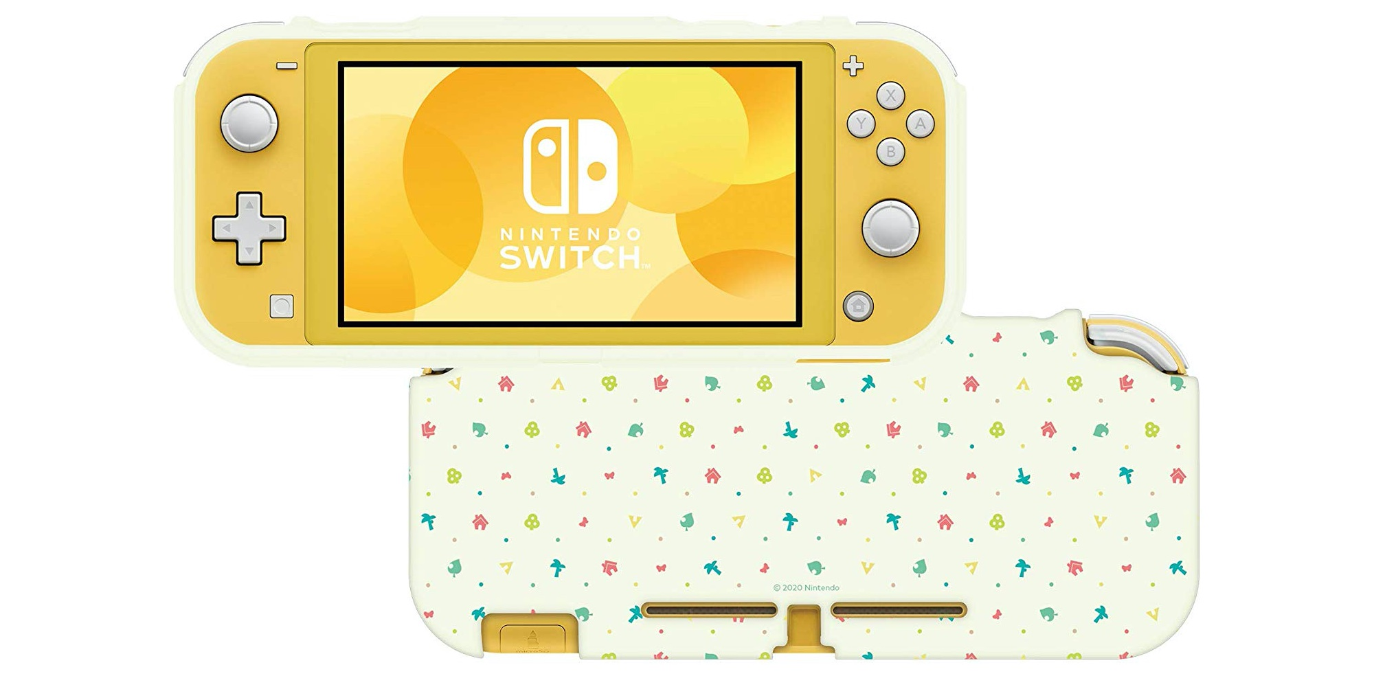 animal crossing new horizons switch case