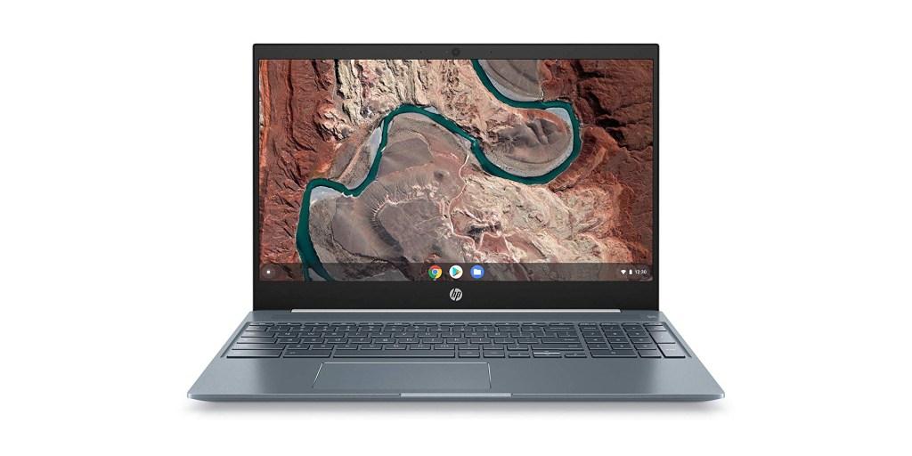 HP 15-inch Chromebook 2.3GHz/4GB/64GB $300 (Cert. Refurb, Orig. $600) - 9to5Toys