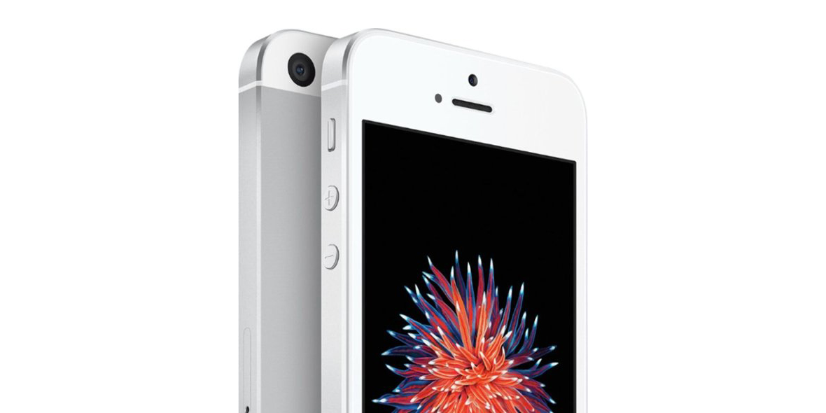 iPhone SE is just $60 with pre-paid service for a limited time