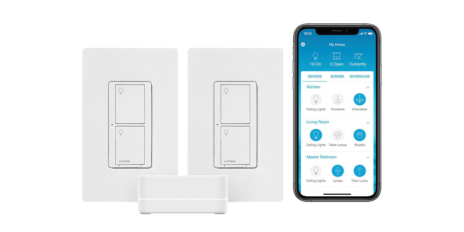 HomeKit lighting, dimmers, more on sale from $30 at Home Depot, today only