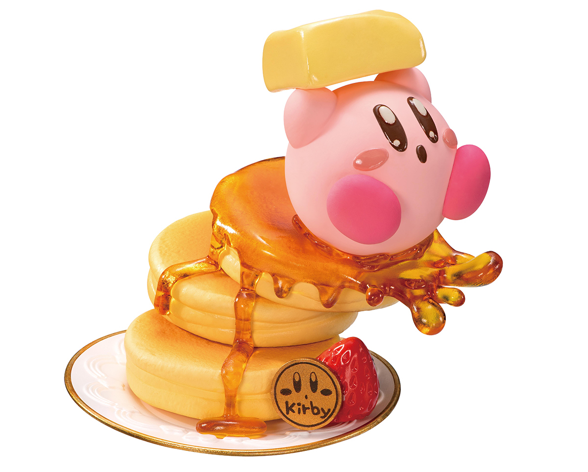 New Kirby collectibles from Bandai - Pancakes