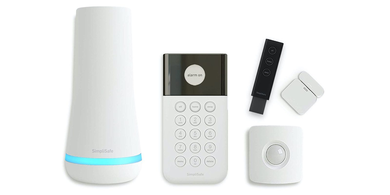 Save 50% on SimpliSafe's 5-Piece Security System at an Amazon low of $112.50