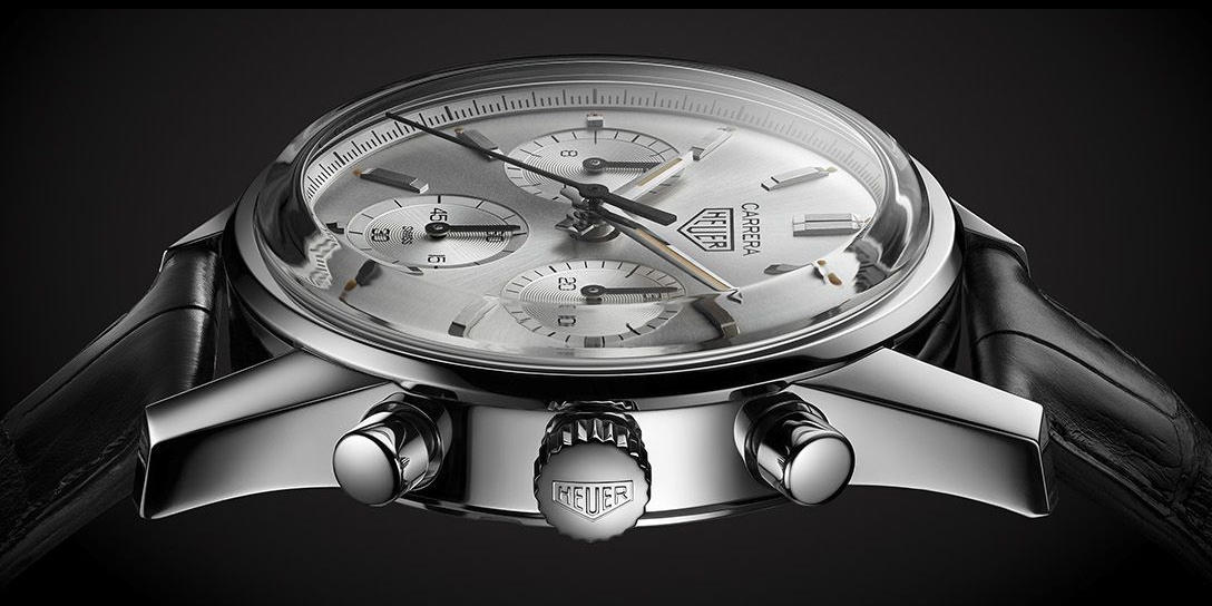 TAG Heuer celebrates 160 years with re-release of iconic 1964 Carrera watch