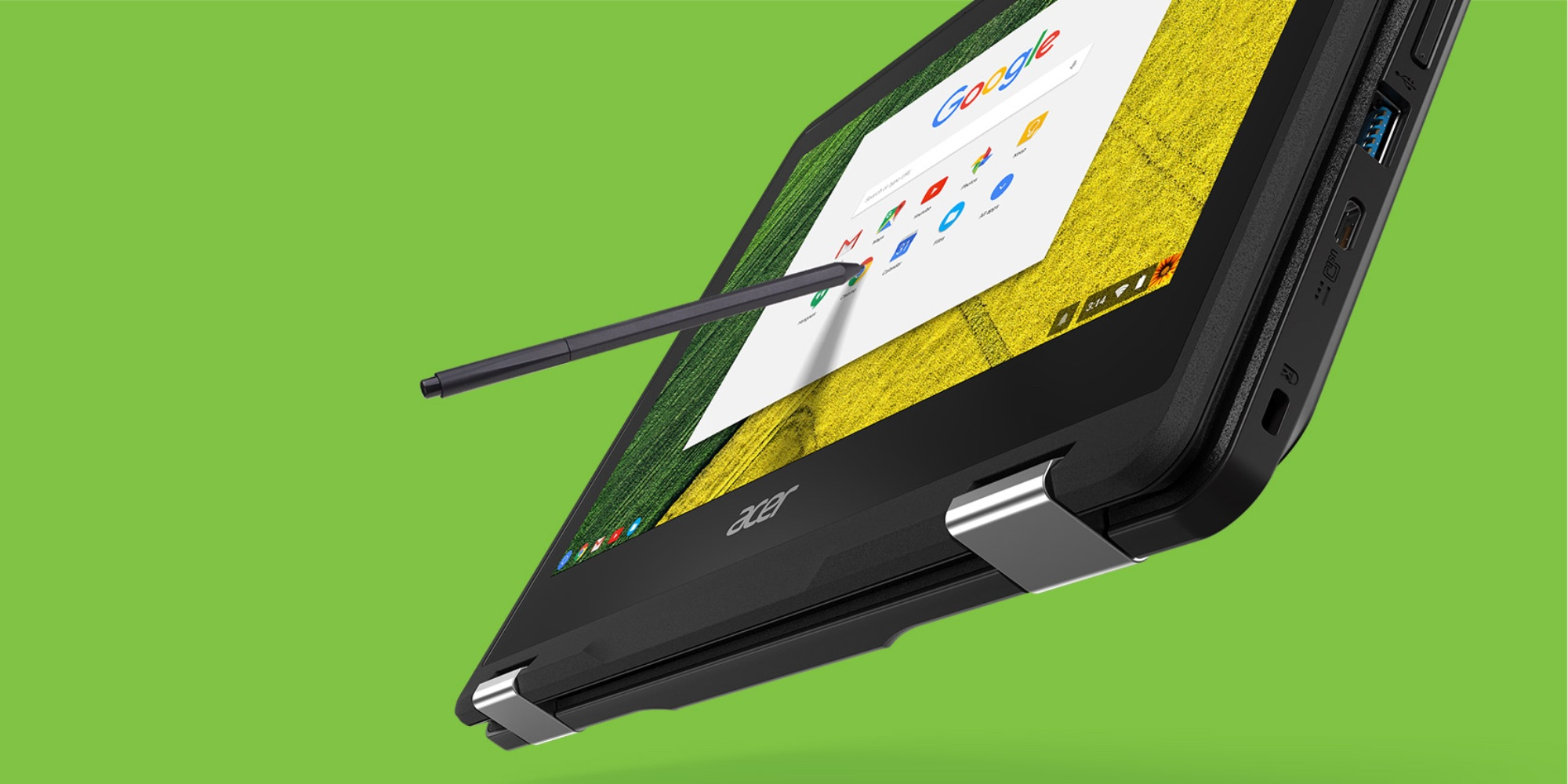 Acer Spin 11 Chromebook delivers a 2-in-1 design at $179 (New low, $100 off) - 9to5Toys