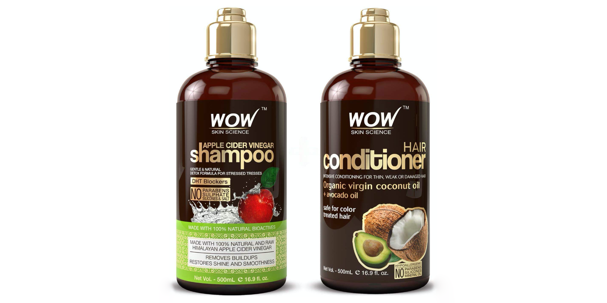 Save 33% on this best-selling apple cider vinegar shampoo set, now at $19.50 - 9to5Toys