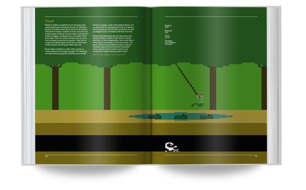 Bitmap Atari art book inside look