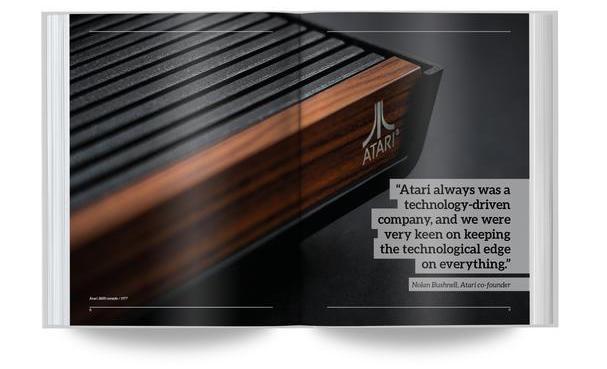 Bitmap Atari art book