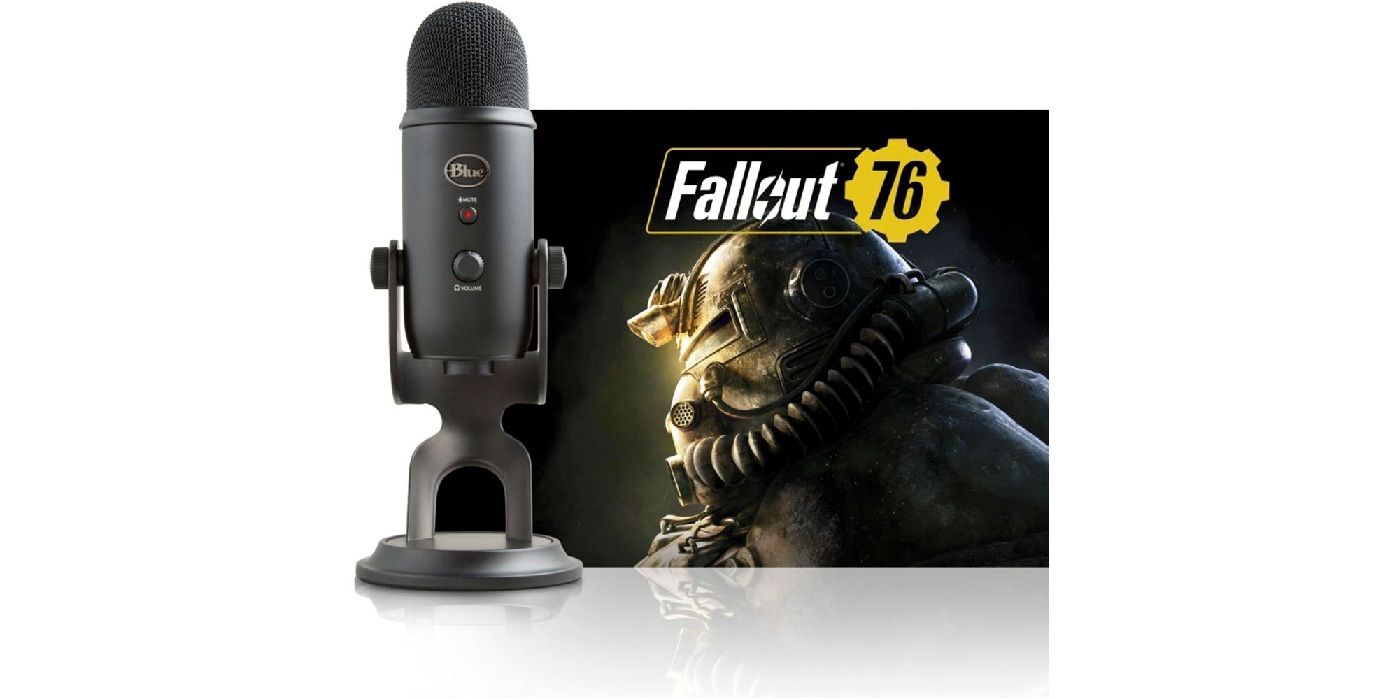 Step up your stream with Blue Yeti Blackout Mic + Fallout 76: $80 (Reg. $105+) - 9to5Toys