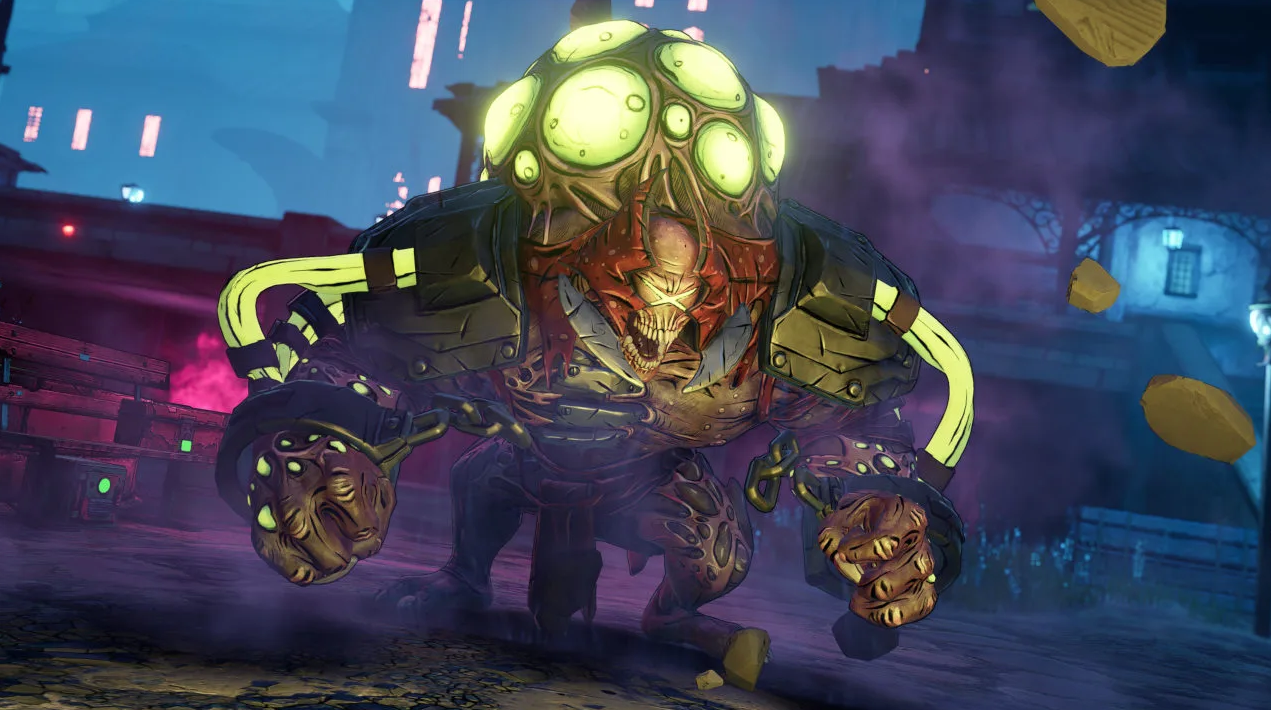 Borderlands 3 DLC - Guns, Love, and Tentacles