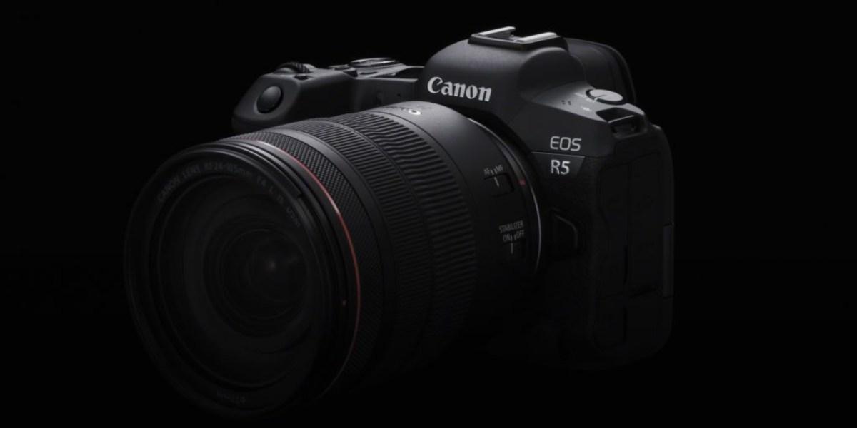 new Canon DLSR