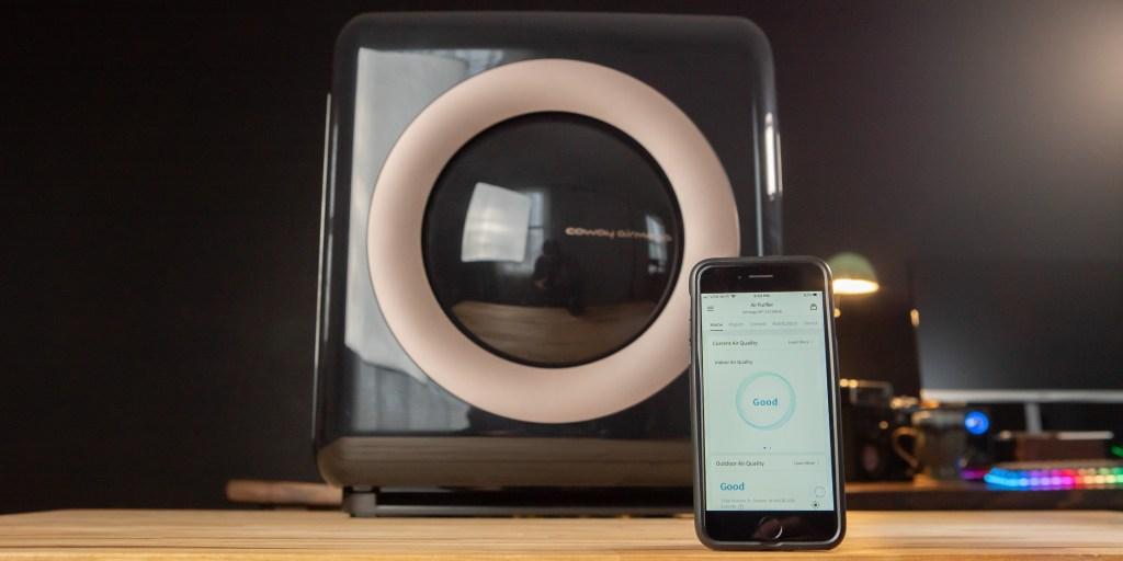 Coway Airmega Smart Air Purifier Review: Amazon fav gets smart update