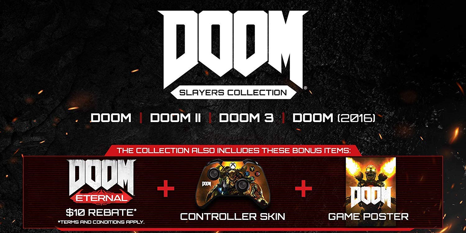 Today's Best Game Deals: Doom Slayer Collection $18, Borderlands 3 Deluxe $42, more - 9to5Toys