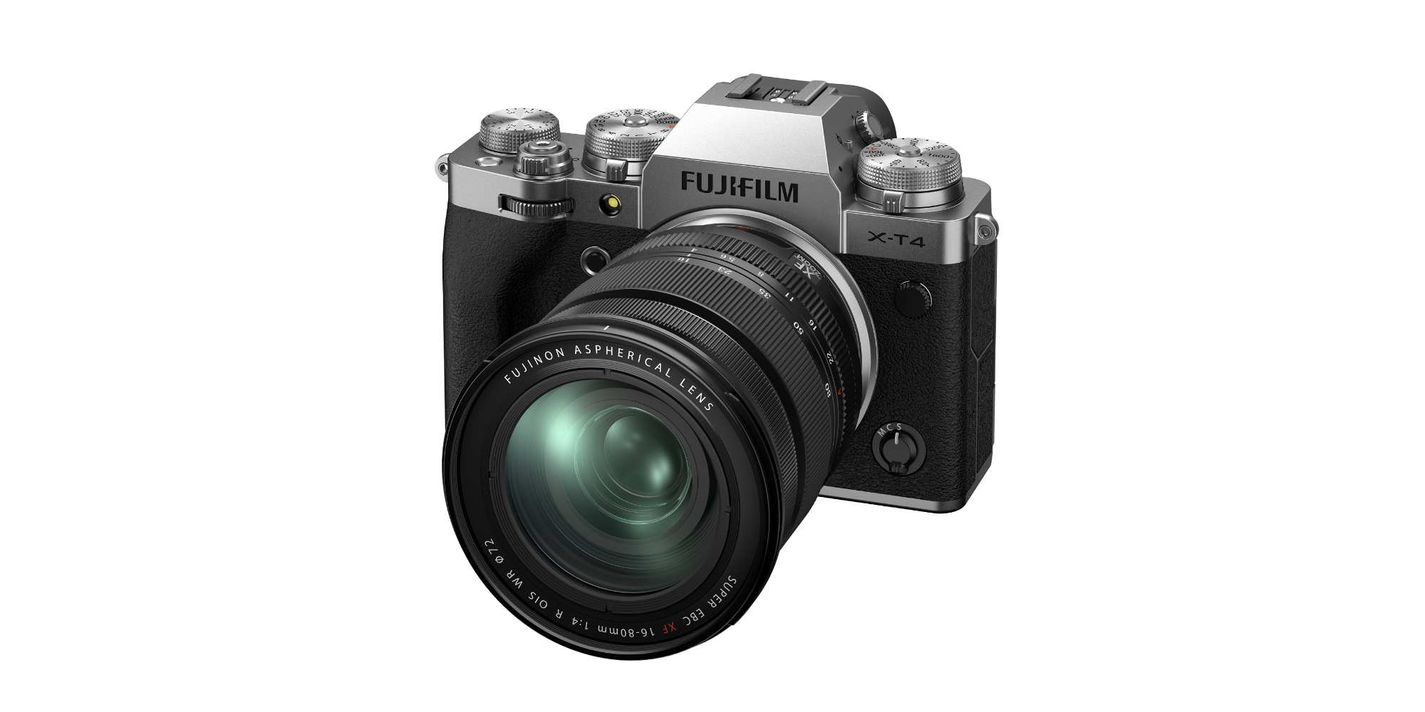New Fujifilm X-T4 leaps forward with in-body image stabilization - 9to5Toys