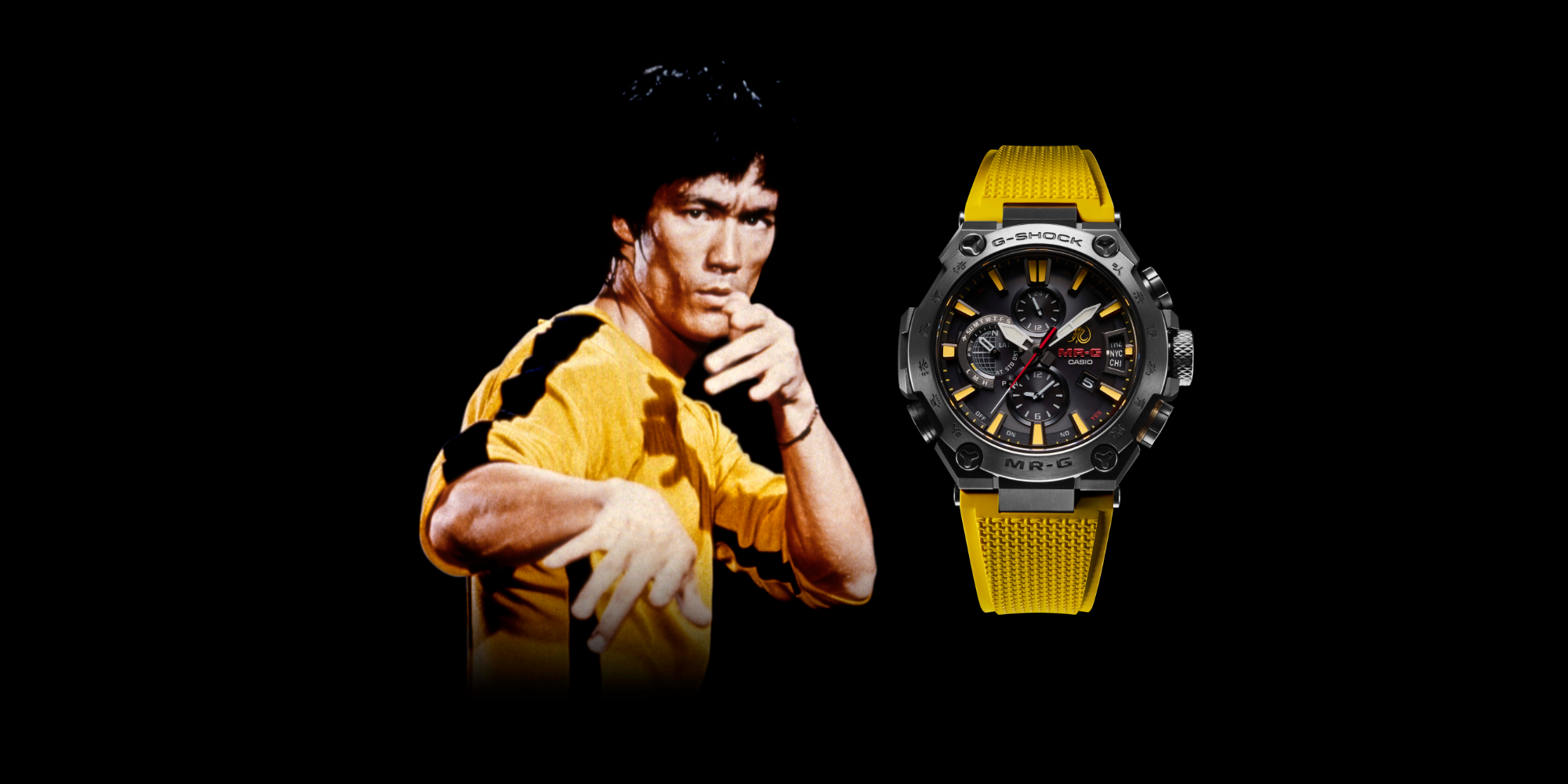 Bruce Lee G-Shock watch debuts with Bluetooth, solar, more - 9to5Toys