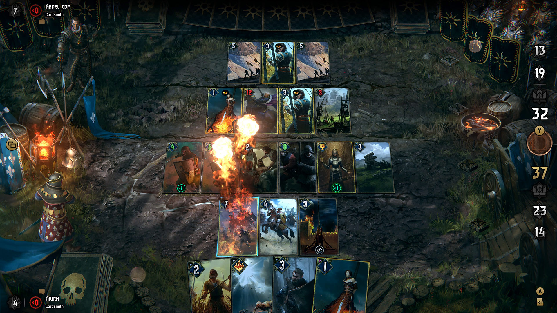 GWENT for Android comes next month