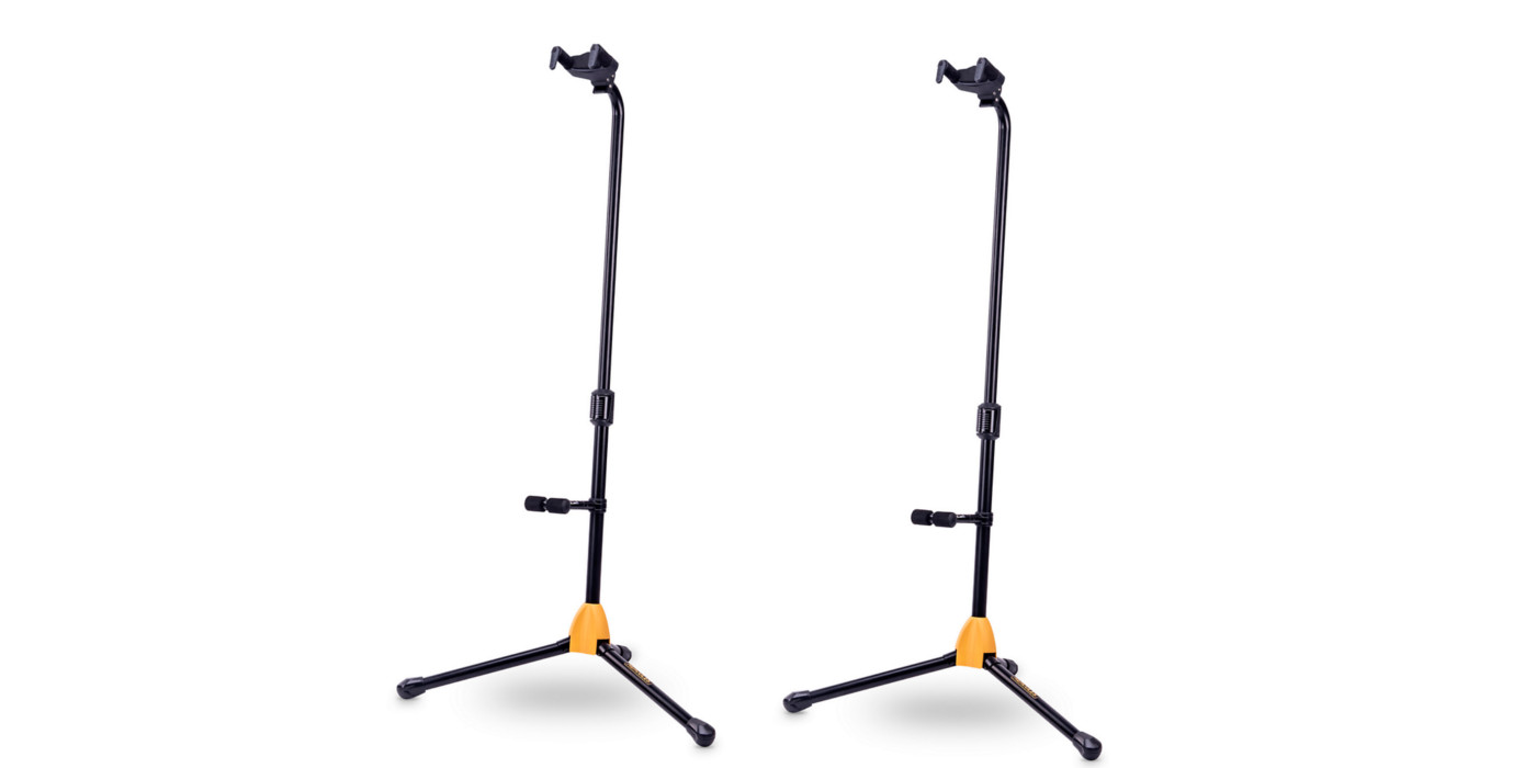 Hercules guitar/ukulele/mandolin stands sale: 2-pack for $55 (Reg. $100+) - 9to5Toys