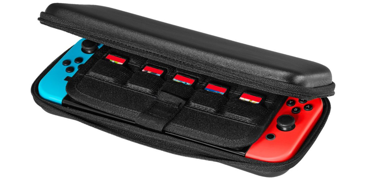 Nintendo Switch accessories from $7.50: Cases, controllers, collectibles, more - 9to5Toys