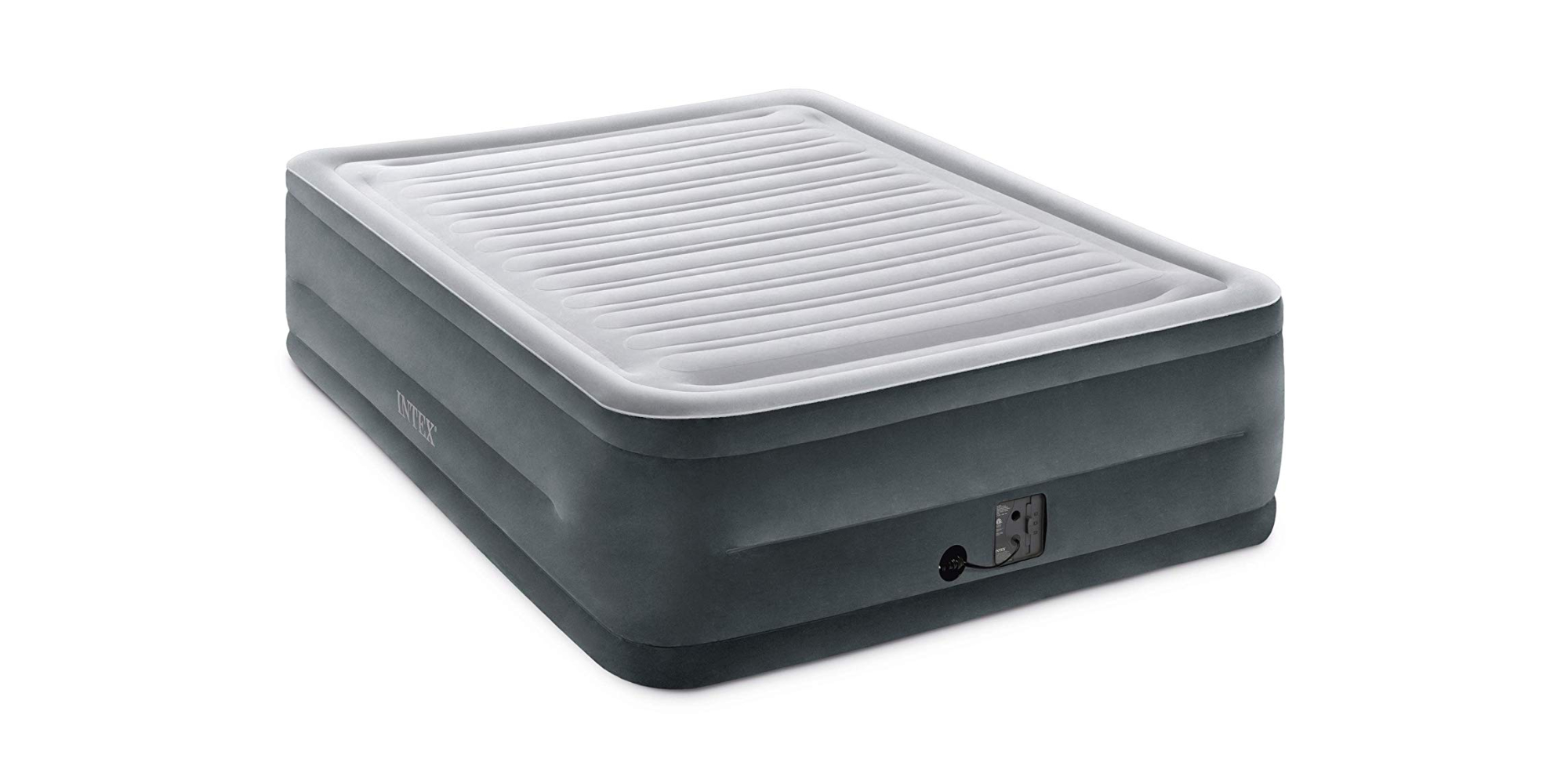 This Intex Queen Airbed features a built-in pump, now $37 at Amazon (Save 25%) - 9to5Toys