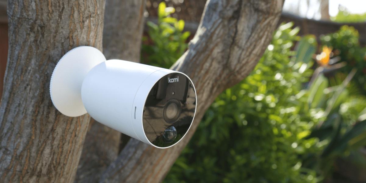 Kami Outdoor Battery Camera