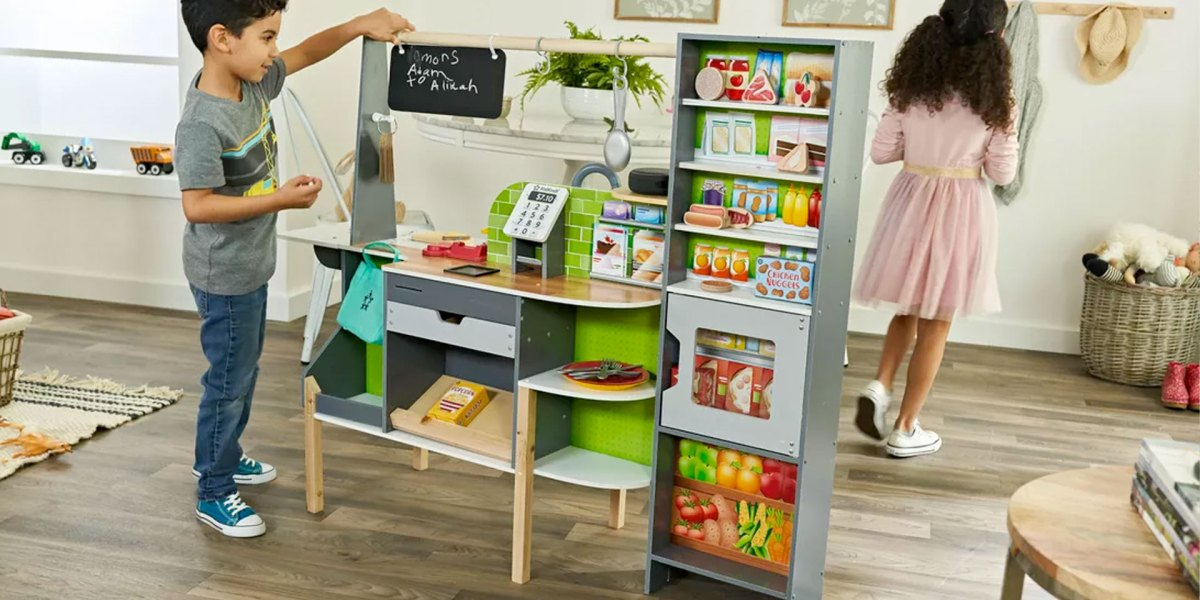 kidkraft alexa kitchen