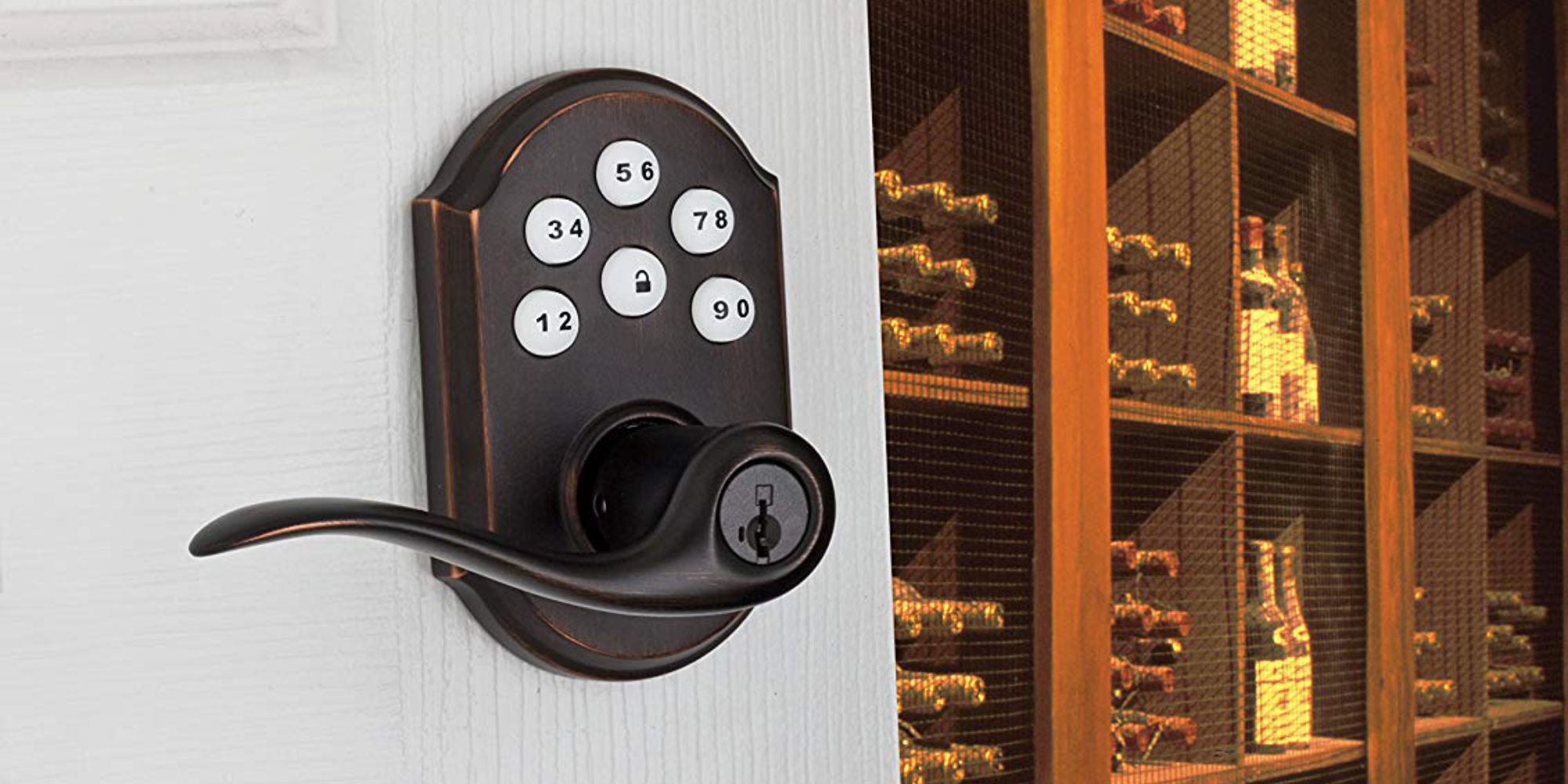 These passcode-enabled Kwikset locks fall as low as $40 at Amazon - 9to5Toys