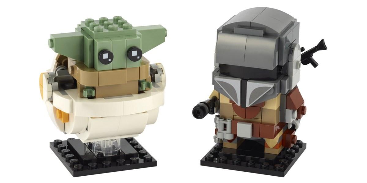 LEGO Baby Yoda