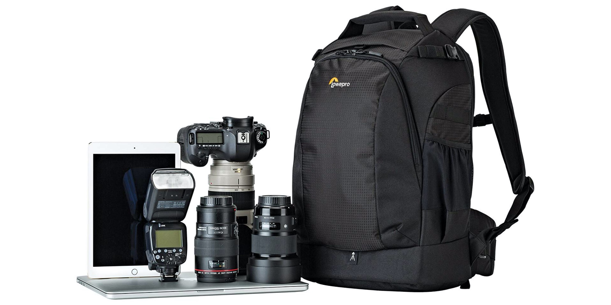 Lowepro's Flipside bag has room for a 15-inch MacBook + DSLR at $120 (20% off) - 9to5Toys