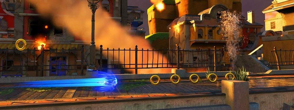 March PlayStation Plus free games - Sonic Forces
