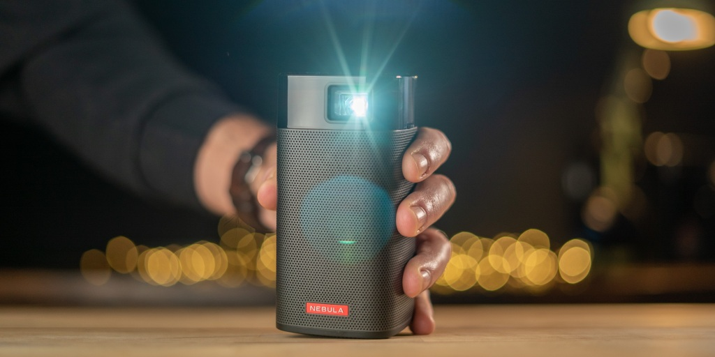 Anker Nebula Apollo Portable Projector Review: Pack a TV in your pocket