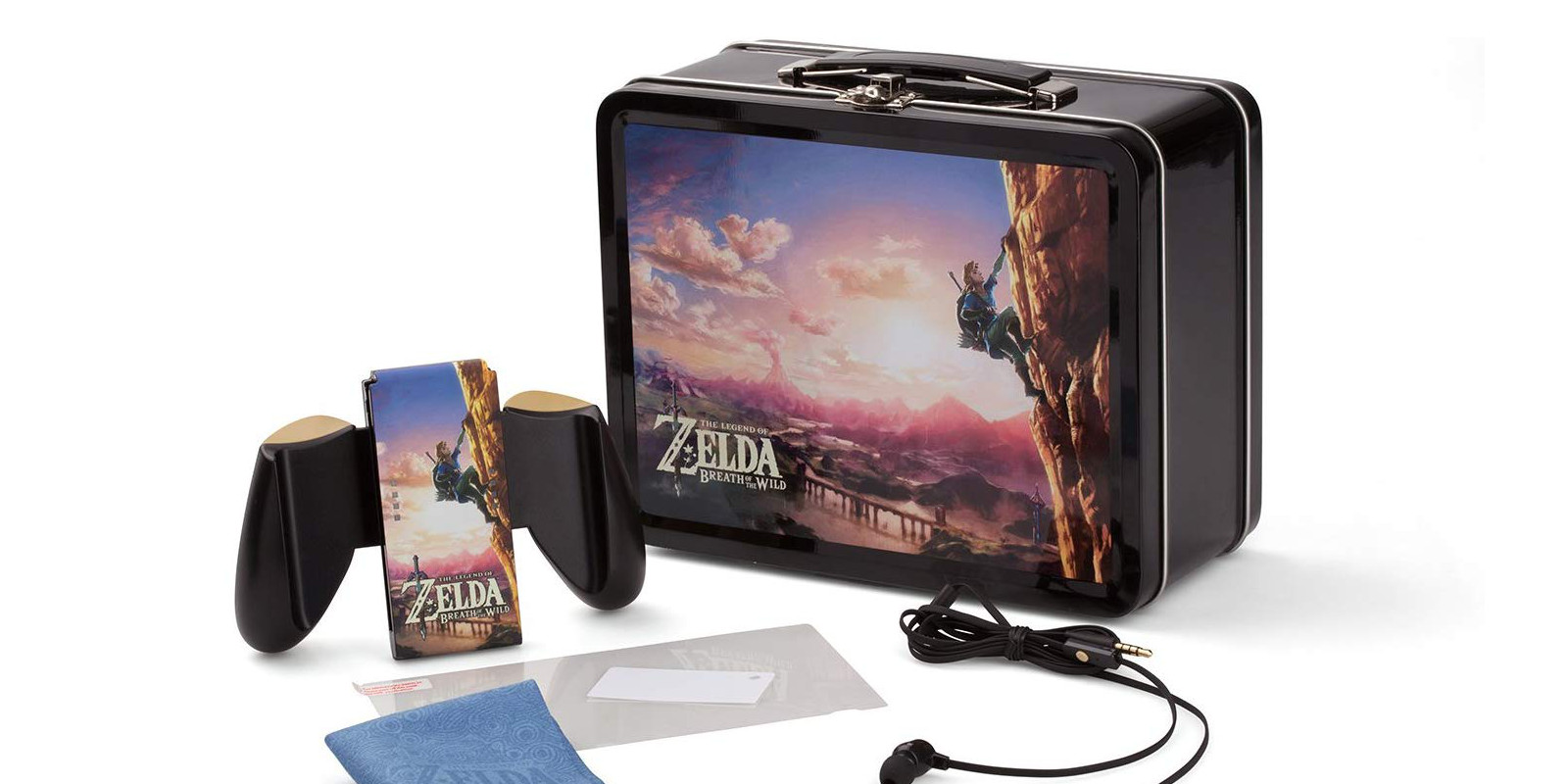 Add the PowerA Link Edition Lunchbox to your collection at $15.50 (Amazon low) - 9to5Toys