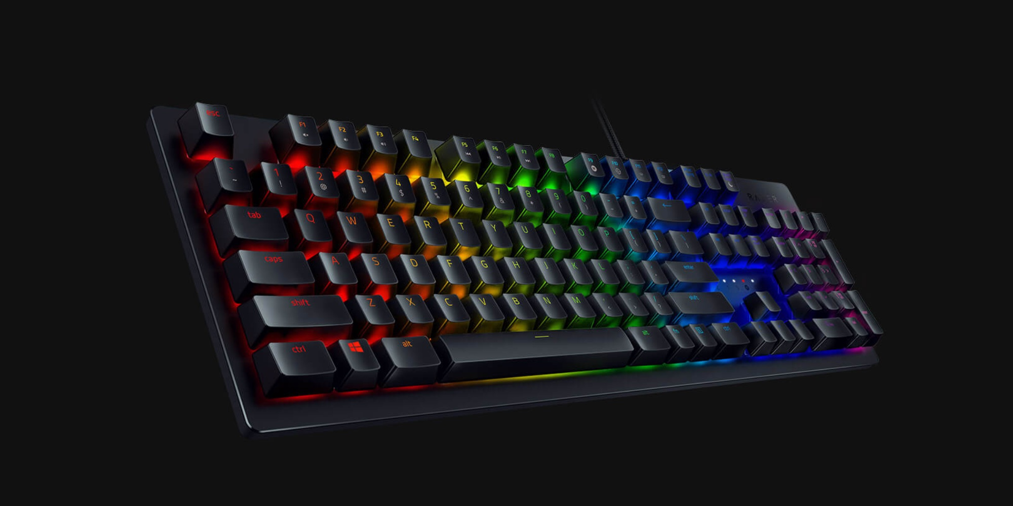Razer's Huntsman RGB Gaming Keyboard drops to $80 (Reg. $150), more from $45 - 9to5Toys