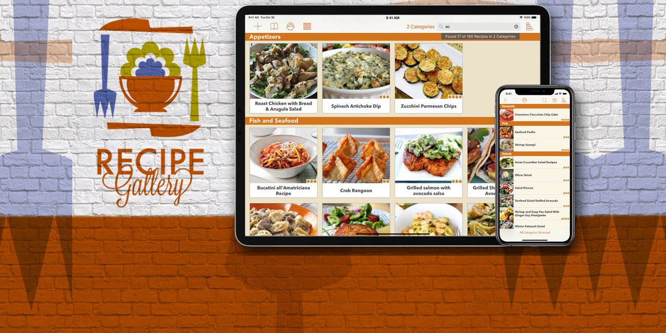 Recipe Gallery for iOS stores all your favorites in one place at $2 (Reg. $4) - 9to5Toys