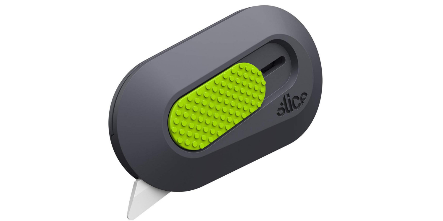 Slice's Mini Cutter features a ceramic safety blade, hits Amazon low at $5.50 - 9to5Toys