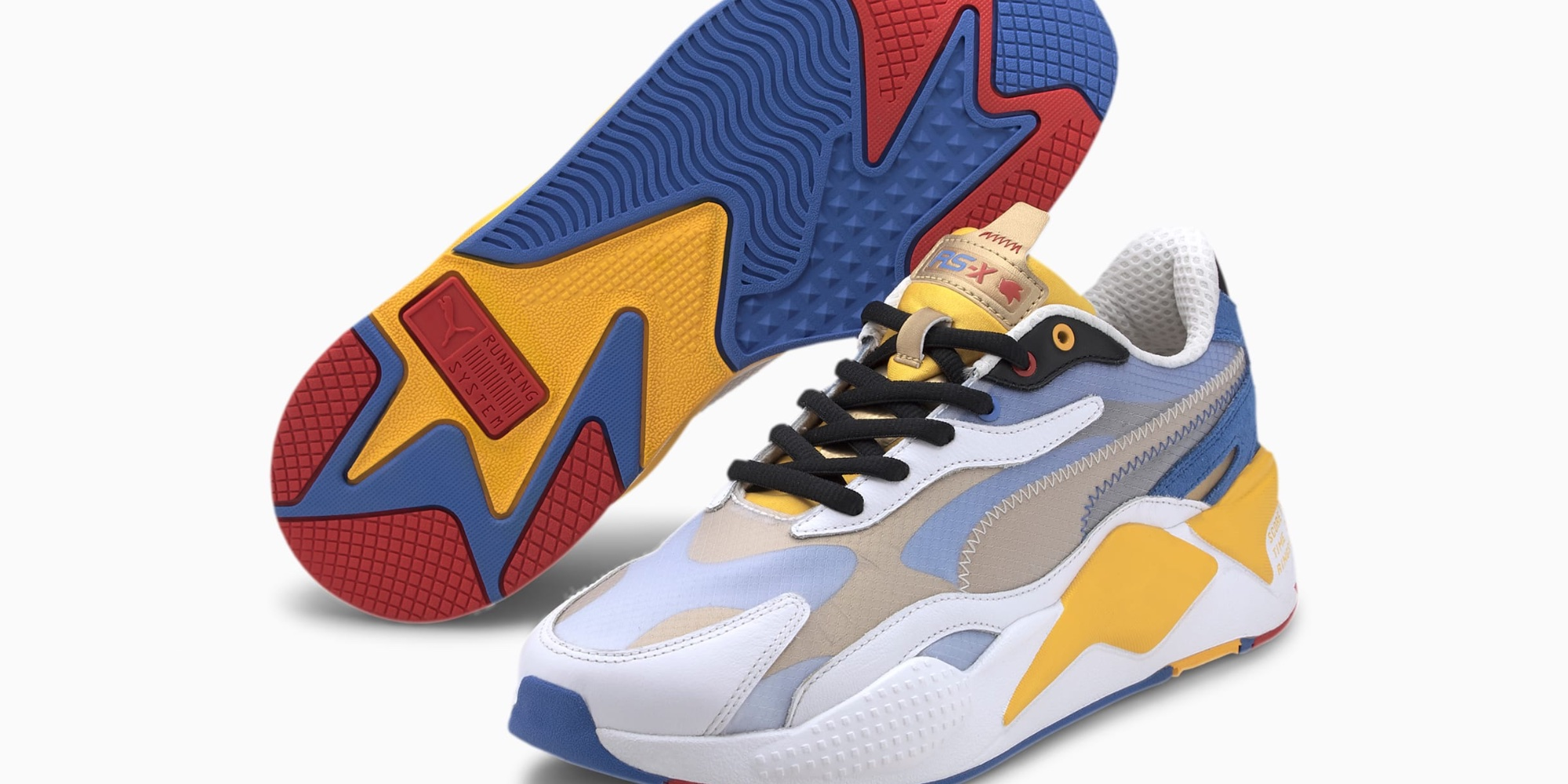 Sonic Puma shoes drop as part of SEGA collaboration from $18 ...