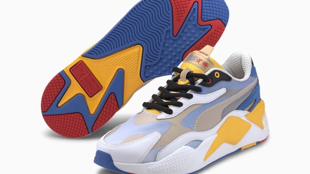Sonic Puma shoes