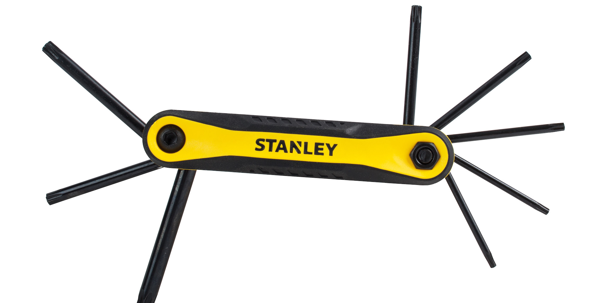 Throw the 8-pc. Stanley Star Hex Key Set in your toolbox for $3.50 (Reg. $7+) - 9to5Toys